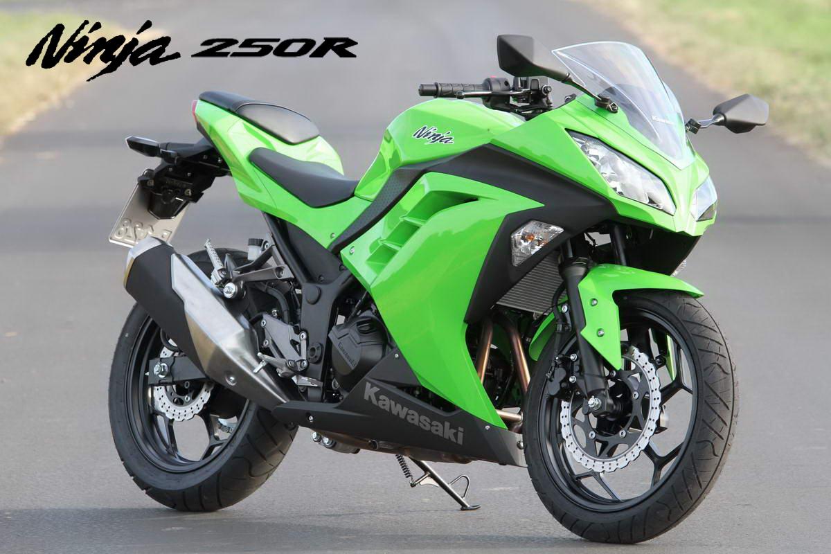 Big Bike Ba Ang Kawasaki Ninja 250r Motorcycle Philippines