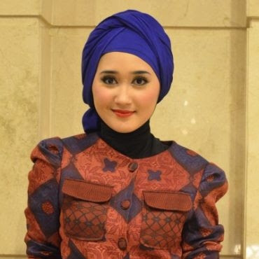 Pesona Jilbab Turban Dian Pelangi | Beauty And Style