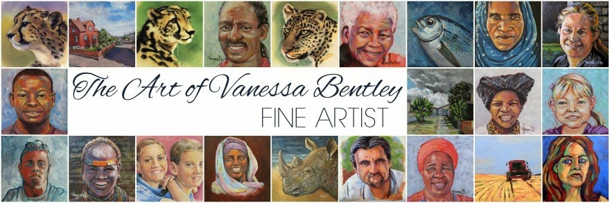 The Art of Vanessa Bentley