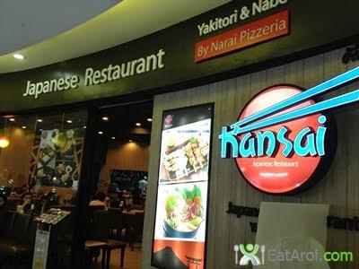 หารายได้พิเศษ งานพาร์ทไทม์ ร้านอาหารญี่ปุ่น Kansai รับสมัครพนักงานหลายอัตรา