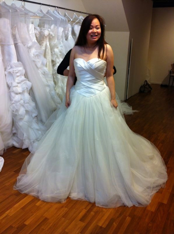 Silhouette The Atelier - My Wedding Gown! - jasminetay.blogspot.com