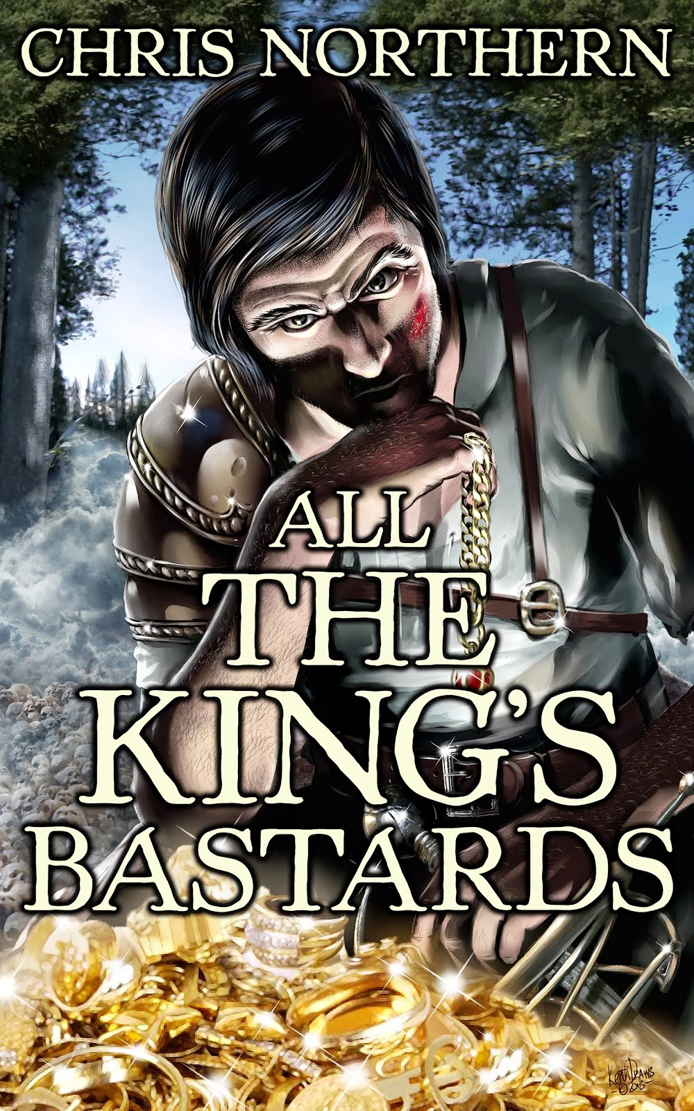 All The King's Bastards (#4 The Price of Freedom)