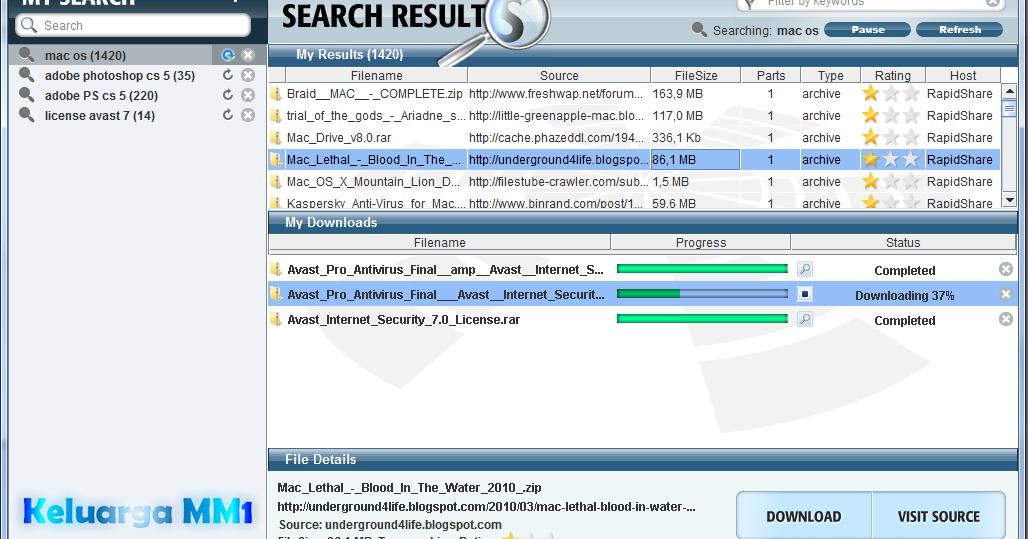 """"""" SEMUA DISINI """": WebAssist Search Engine"""