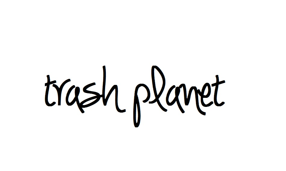 trash planet