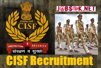 CISF Recruitment 2014 - 2015 Defence jobs opening jobsok.net employement news