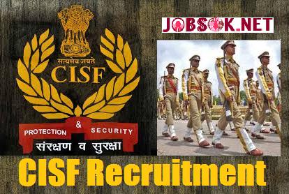 CISF Recruitment 2014 - 2015 Defence jobs opening jobsok.net employement news