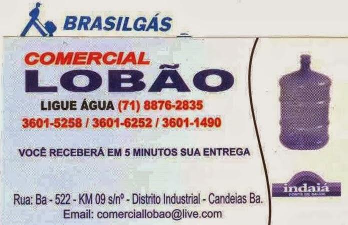 COMERCIAL LOBÃO