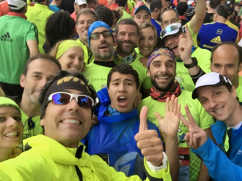 rock and roll madrid maraton