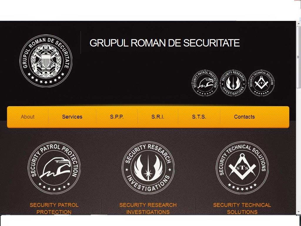 GRUPUL ROMAN DE SECURITATE