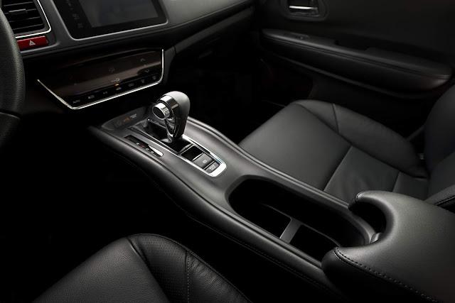 Novo honda HR-V 2016 - interior - painel