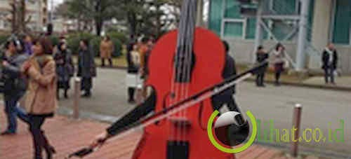Cello Wisuda