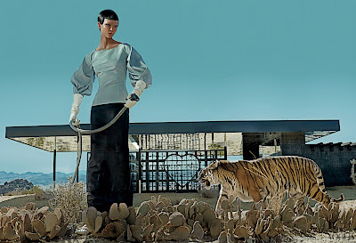 Karlie Kloss by Steven Klein US Vogue March 2013-3