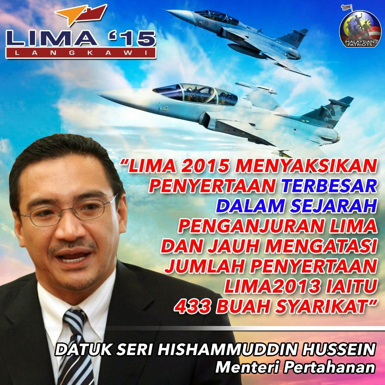Penyertaan Terbesar Dalam Sejarah Penganjuran LIMA15