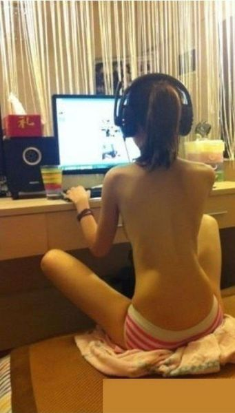 Pity, that Hot teen playing xbox not necessary
