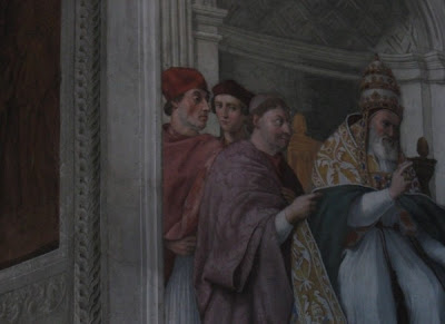sylvester stallone actor de rocky y rambo pintado en el vaticano