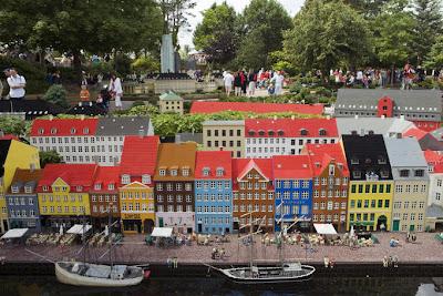 Legoland Copenhagen Denmark