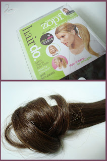 Wrap-Around-Zopf von HairSecrets