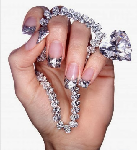 Diamond Nails Pleasanton Shellac Colors