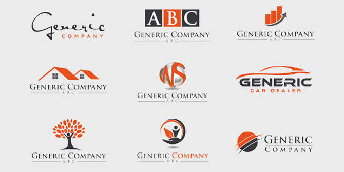 Generic & Overused Logo