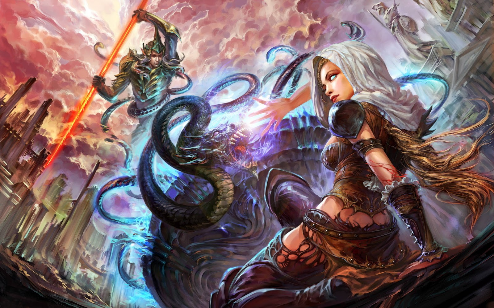 Windows 8 hd wallpapers fantasy games wallpapers - Fantasy game wallpaper ...