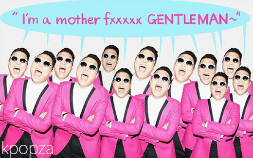 Psy &#3656;&#3656; &#8220;Gentleman&#8221; &#3660;&#3633;&#3657; &#3657;