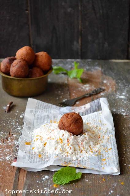 Kofta Biriyani (Potato, Paneer & Plantain Kofta Biriyani) / P3 Kofta