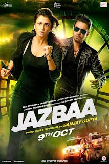 Jazbaa (2015) Hindi Movie