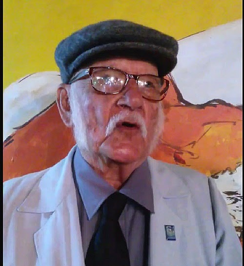 Don Ramón Omar Calderón