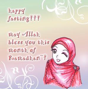 Kumpulan Kata - Kata Mutiara Bulan Ramadhan 2012