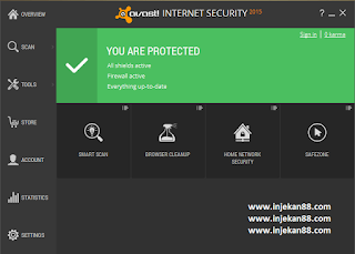 Avast Free & Internet Security 2015 10.4 Final Terbaru