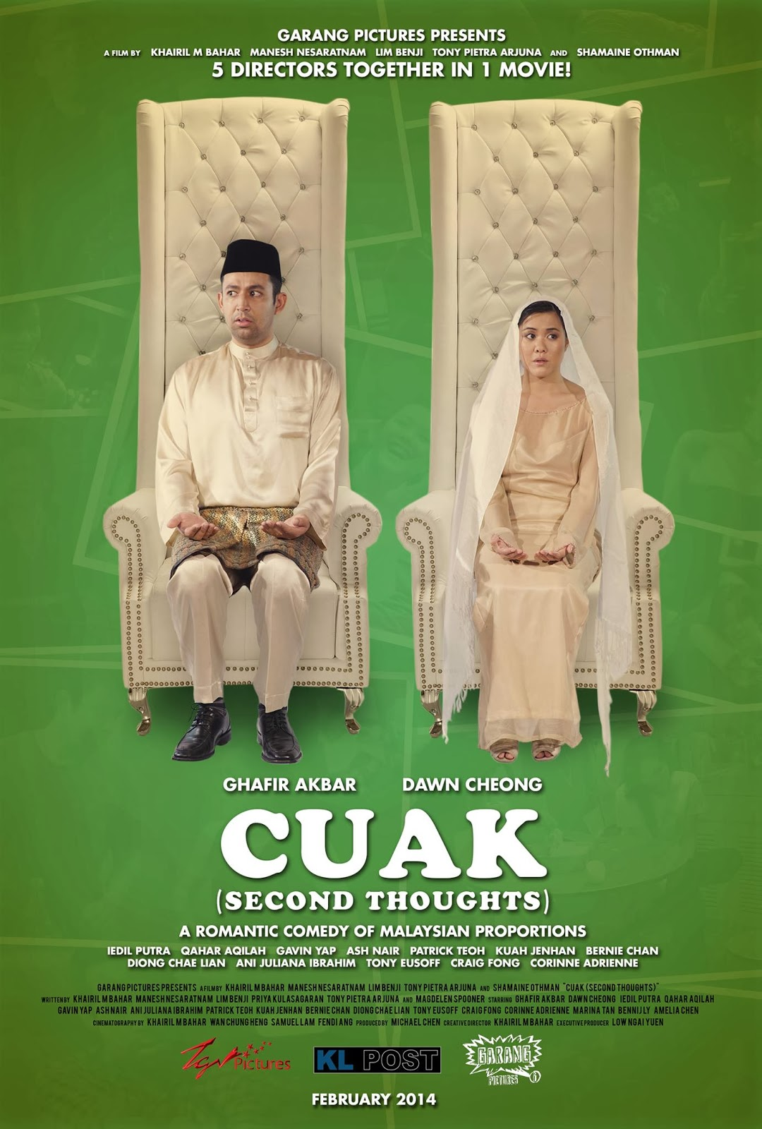 Cuak 2014 Full Movie