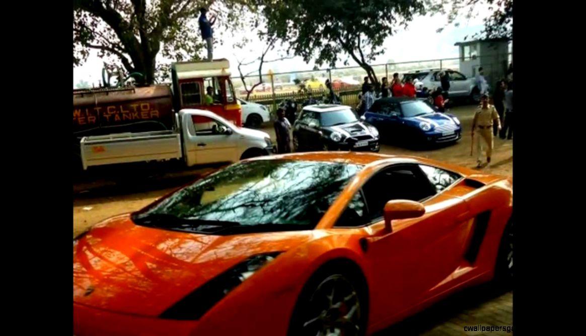 LamborghiniBugattiFerrariAudiBMW Luxury cars in DelhiIndia