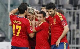 Prediksi Spanyol vs Uruguay 7 Februari 2013