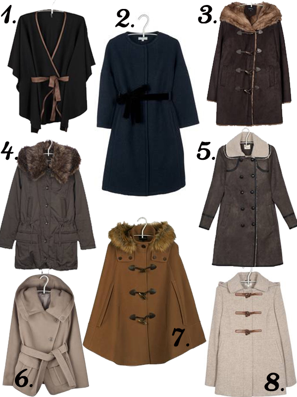 Manteau de Milan 6