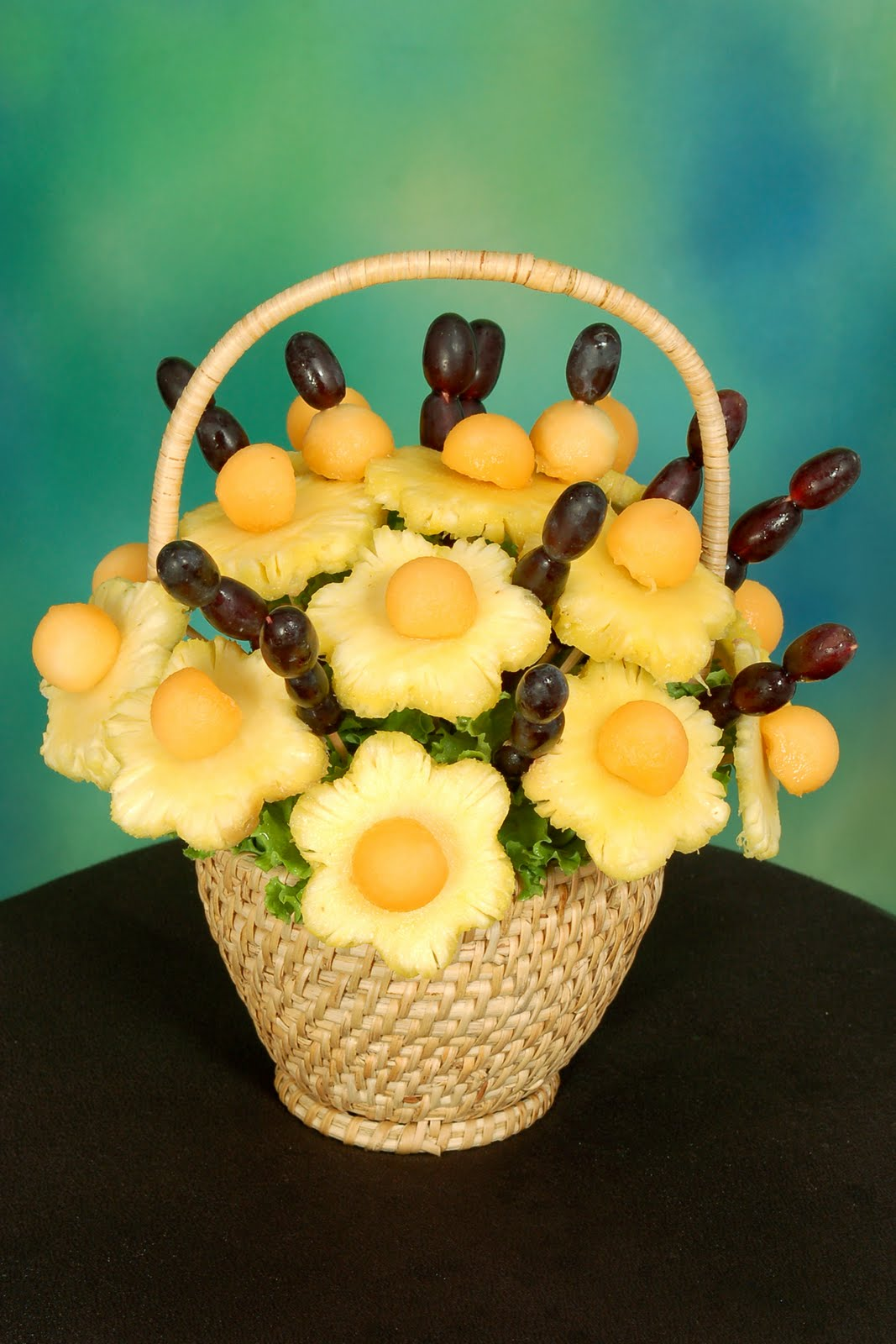 Fruitday Bouquets How about ting a fruit bouquet to your loved ones All