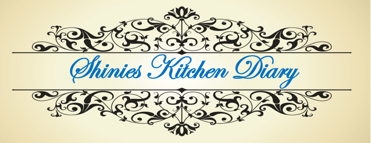 Shinies Kitchen Diary