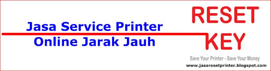 Spesialis Jasa Reset Printer Canon, Epson