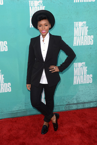 Super Hot Female Janelle Monae
