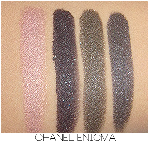 chanel enigma swatch