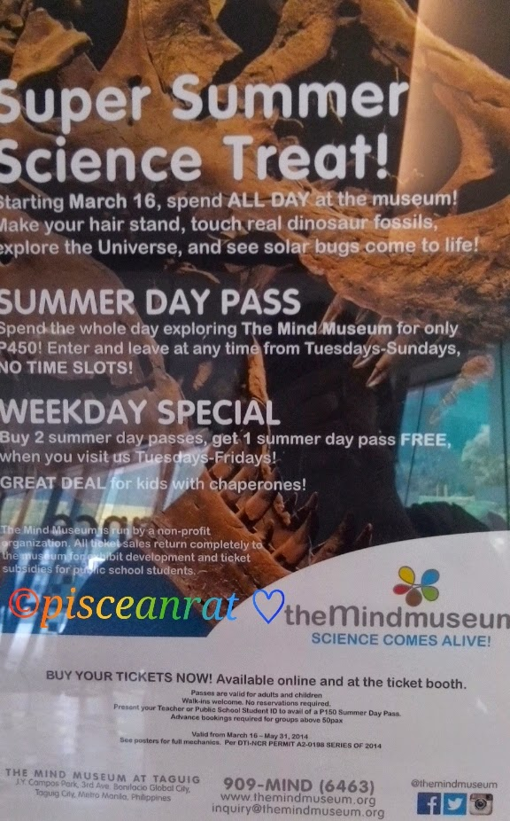 the mind museum taguig promo