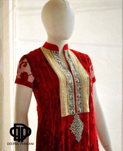 Valentine's Dresses Collection By Deepak Perwani