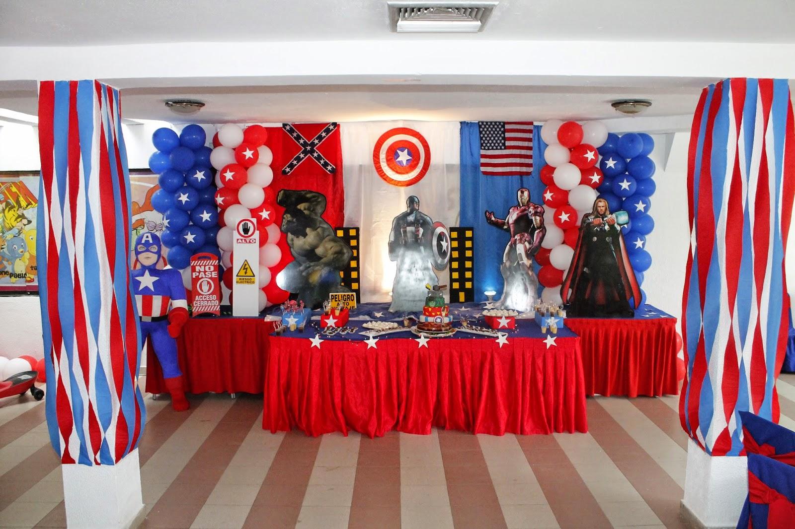 Pkelandia septiembre 2014 - Decoracion para fiesta infantil ...