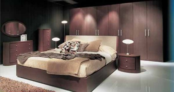 Dise o de muebles para dormitorios decorar tu habitaci n - Muebles de habitacion ...
