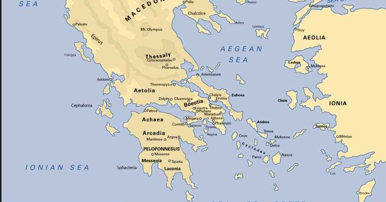History_Southeast Asia: The history of Greece