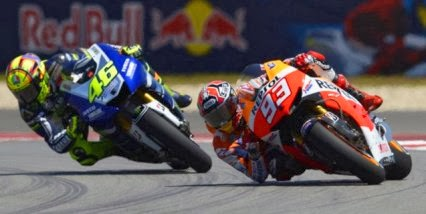 Marc Marquez The Next Valentino Rossi