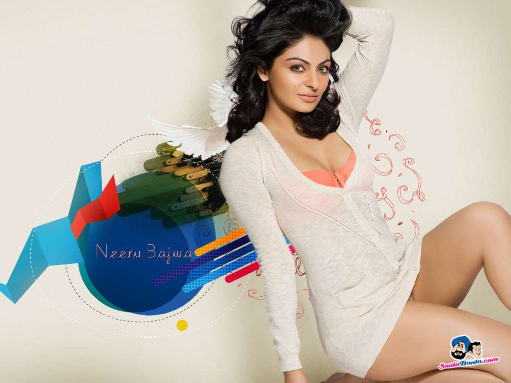 Neeru Bajwa Hottest Wallpaper - Latest