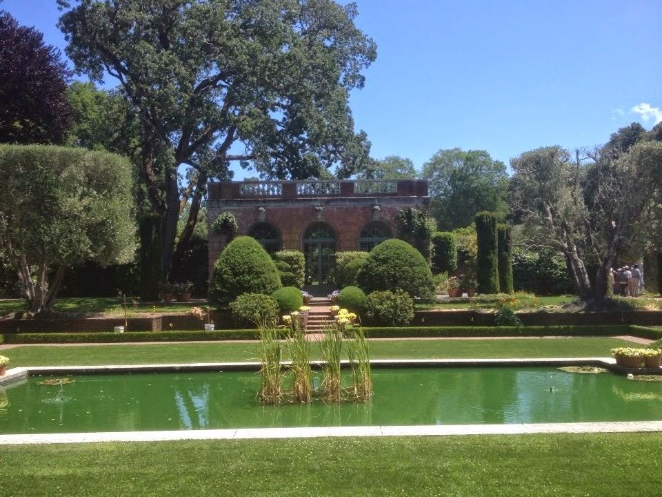 California public garden