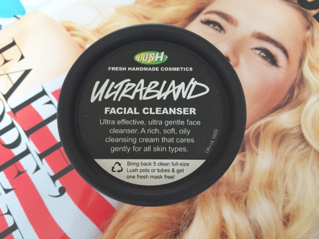 Lush Ultrabland Soap and Glory scrub favourites