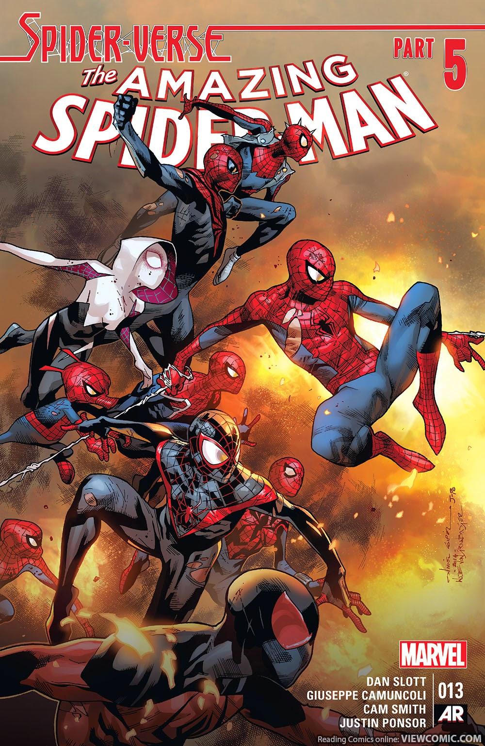 Amazing spider man v3 013 2015 vietcomic net reading comics online