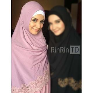 Jenis Jilbab untuk Bentuk Wajah Kotak